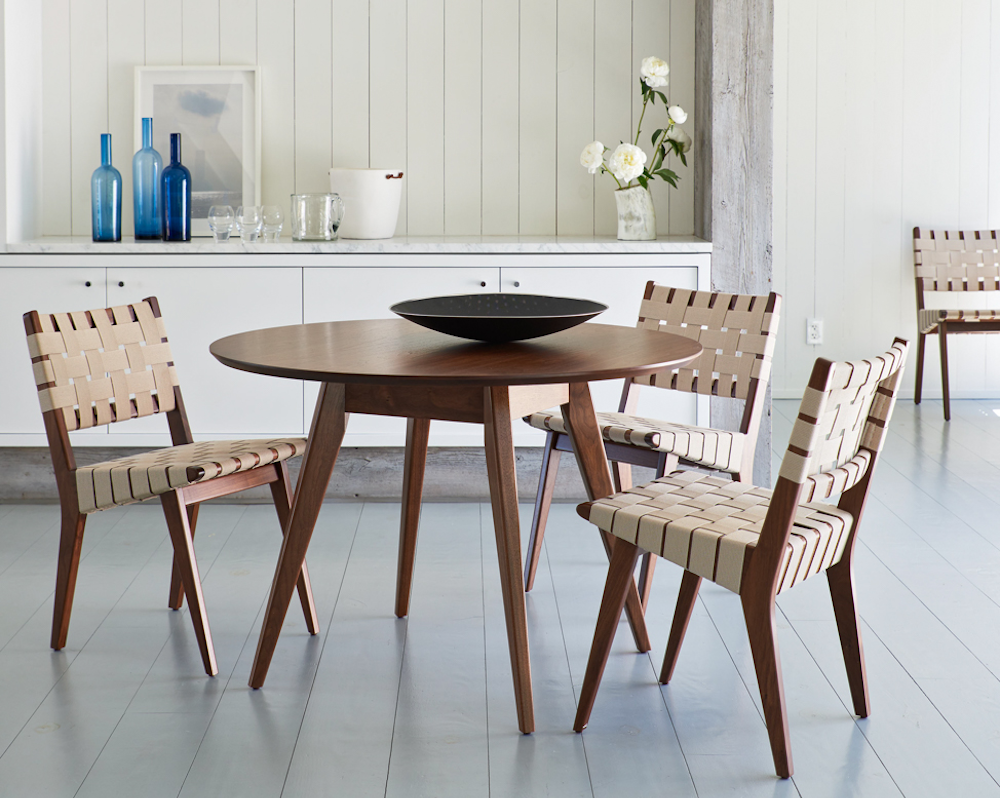 RISOM DINING TABLE BY JENS RISOM 1943